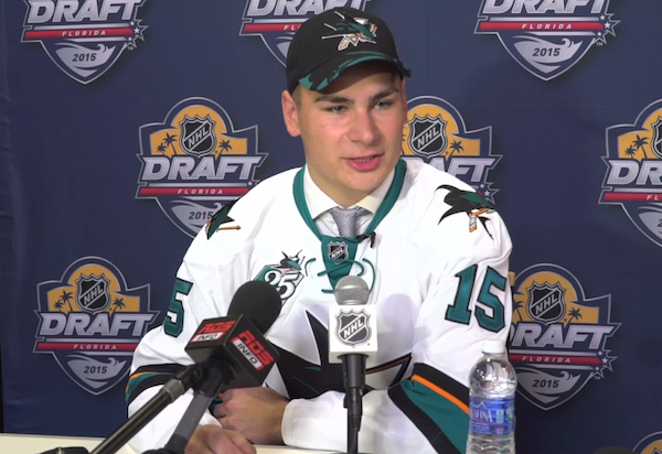 Timo Meier - Post-Draft - YouTube