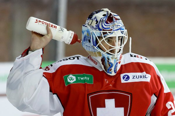 SWITZERLAND ICE HOCKEY CHE LAT