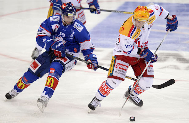 EISHOCKEY, NATIONAL LEAGUE A, NATIONALLIGA A, NLA, LNA, HOCKEY SUR GLACE, SAISON 2015/16, MEISTERSCHAFT, QUALIFIKATION, ZSC, ZSC LIONS, KLOTEN FLYERS,